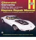 Chevrolet Corvette 1968-82 Automotive Repair Manual