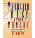 Mountain Bike Owner's Manual