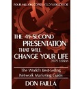 The 45 Second Presentation That Will Change Your Life