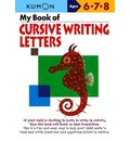 My Book Of Cursive Writing-Letters