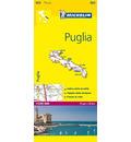 Puglia - Michelin Local Map 363