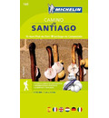 Camino de Santiago - Zoom Map 160