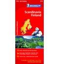 Scandinavia & Finland - Michelin National Map 711
