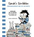 Sarah's Scribbles, Agenda 2019 : organizarse no es un mito
