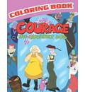 Courage The Cowardly Dog Coloring Book
